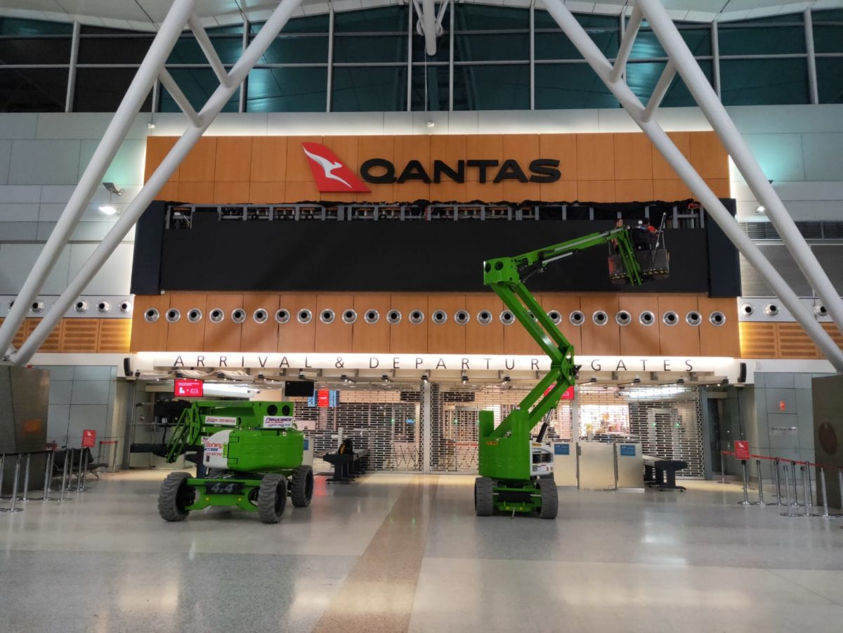Qantas T3 3