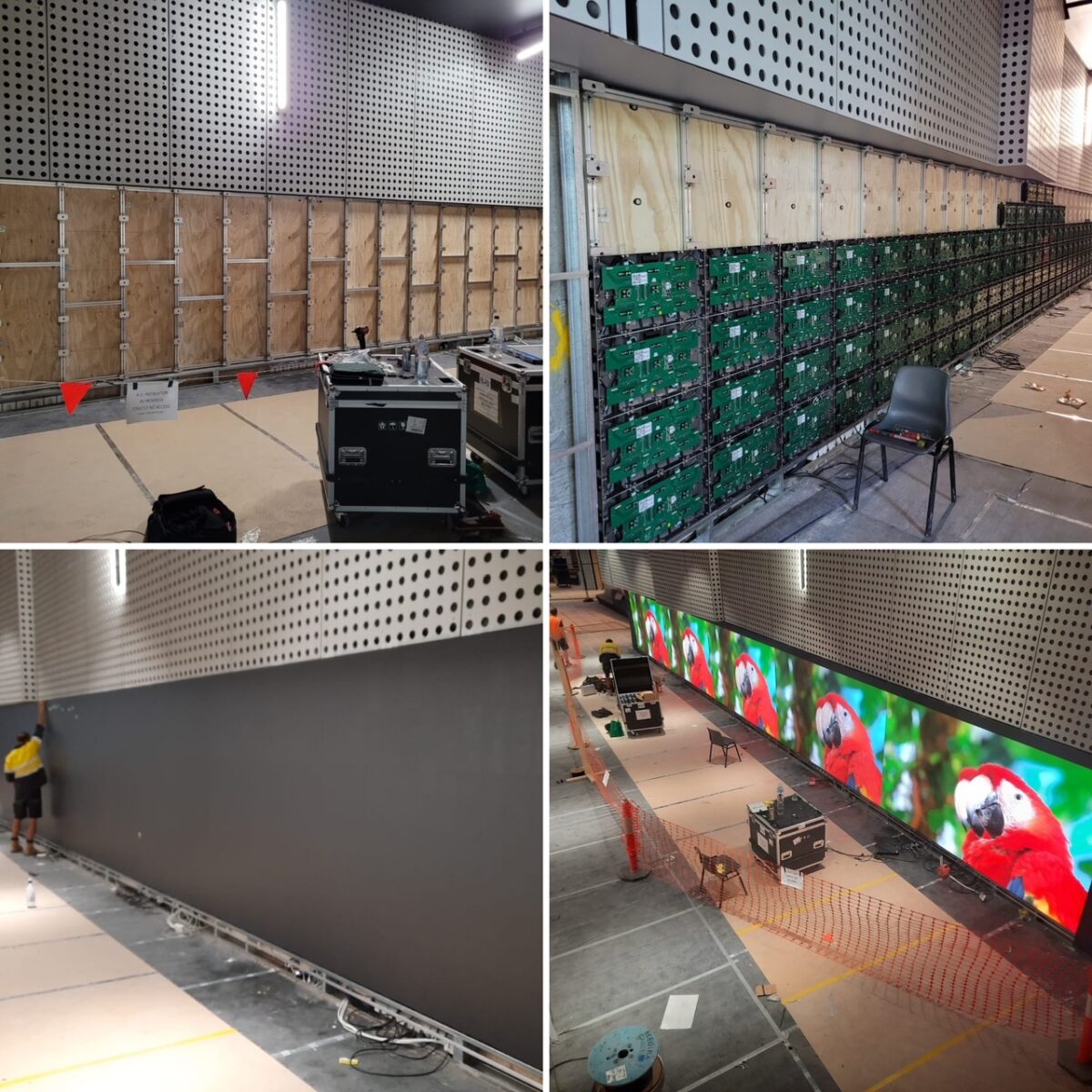 P2.5mm 18m Wall
